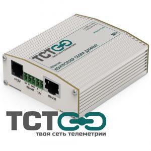 Ethernet контроллер сбора данных ТСТ-1010